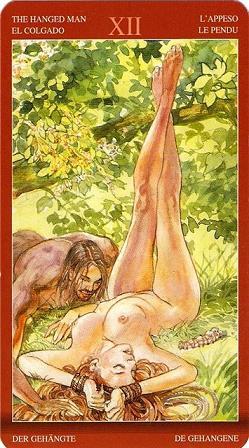 Tarot of Sexual Magic (Таро сексуальной магии) .