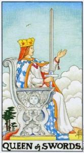 Королева мечей таро значение в отношениях цыганское гадание на картах таро бесплатно онлайн