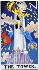Значение карт таро башня фильмы о гадании на таро