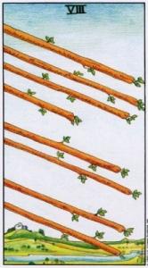 8 жезлов таро гороскоп таро маргарита дел